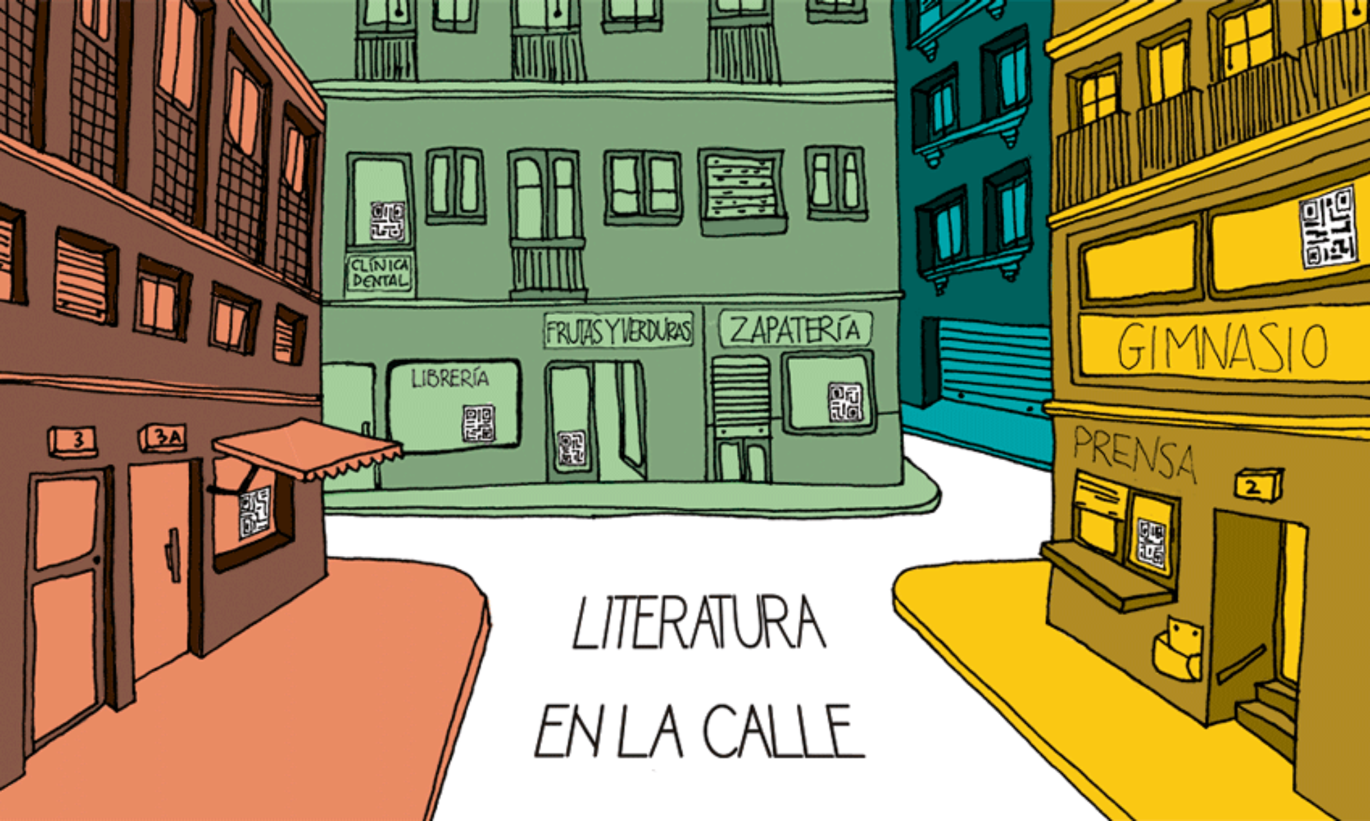 Literatura en la calle